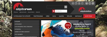 Terepfutó cipők, futócipő és futóruházat