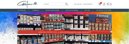 Festék, háztartási vegyiáru webáruház és üzlet 16. ker