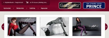 Harisnya webáruház