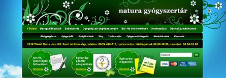 Natura Gyógyszertár